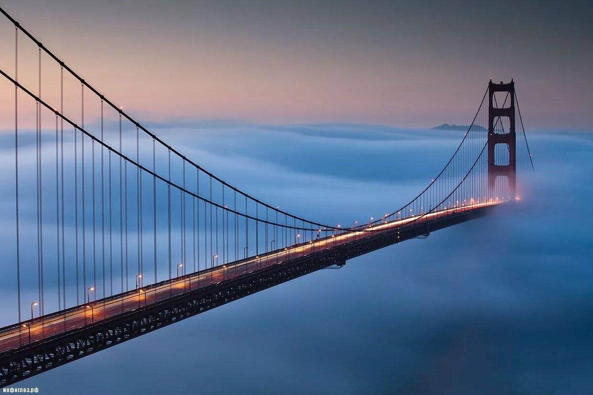 самые большие мосты картинки возникновения