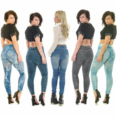 SLIM JEGGINGS в Донецке