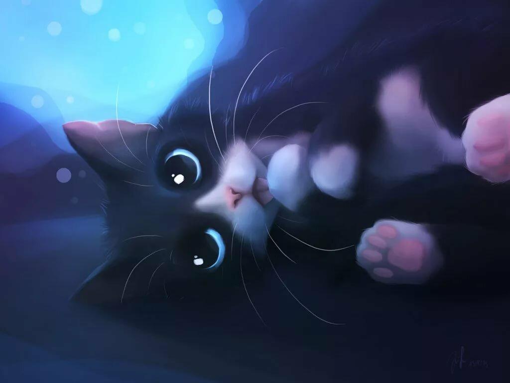 картинки про няшек котят что получится