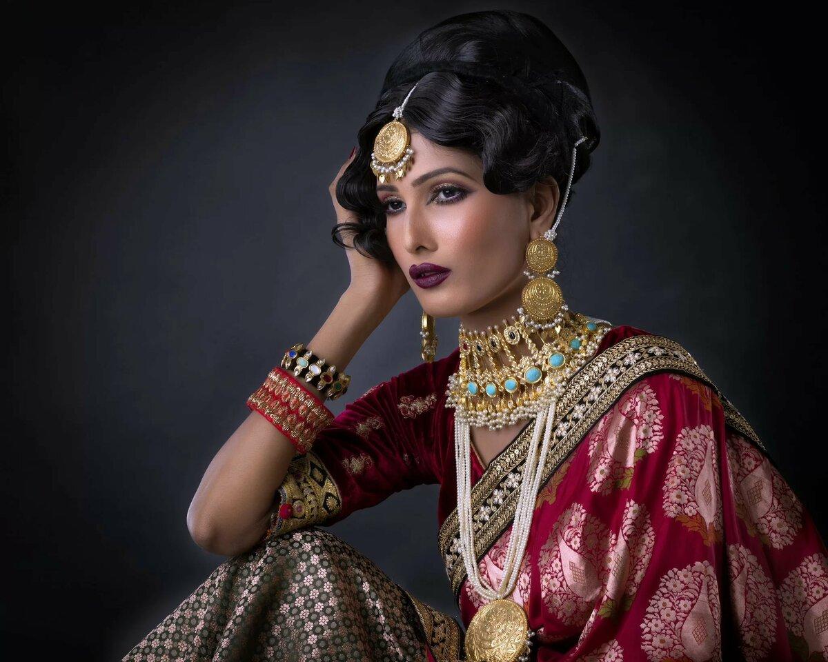 Женщина индия картинки