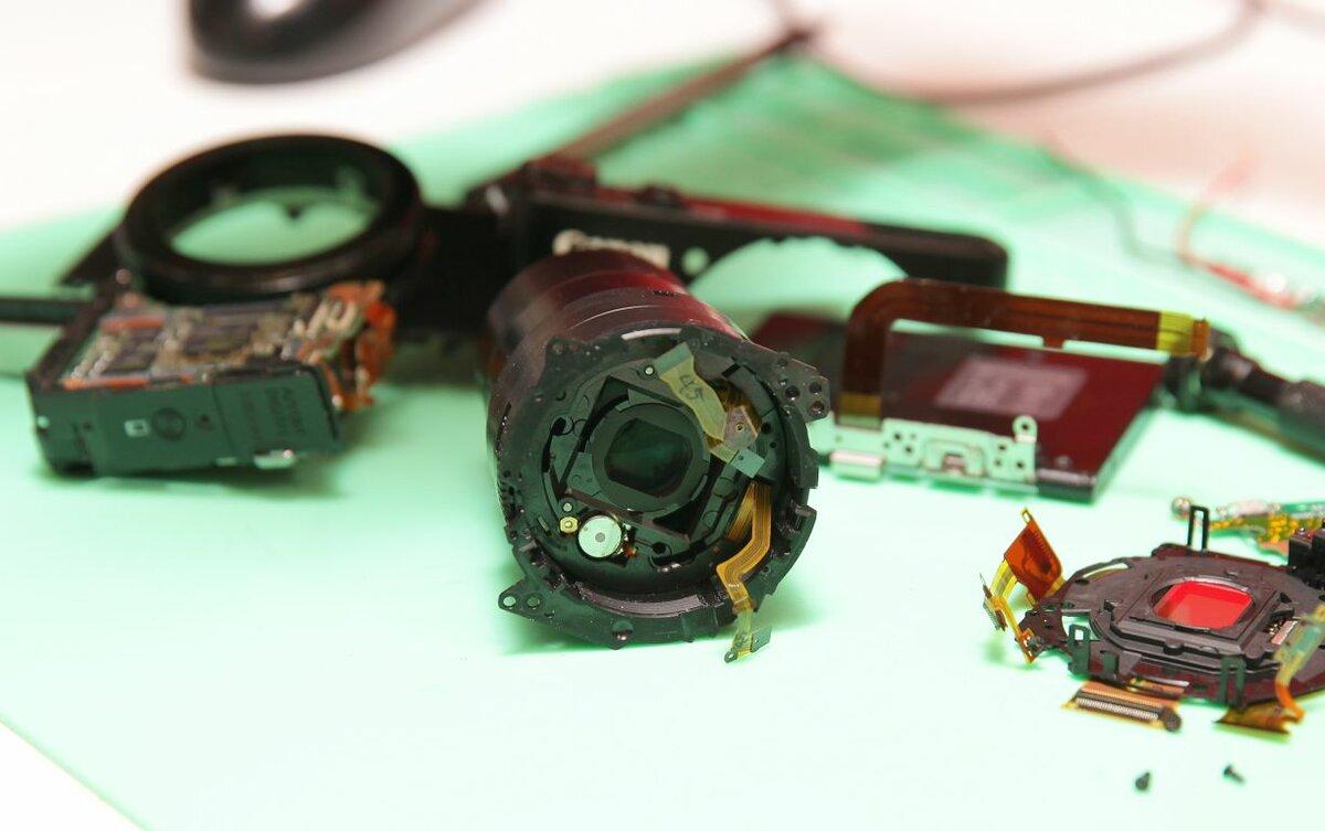 сам ремонт фотоаппаратов малин начала