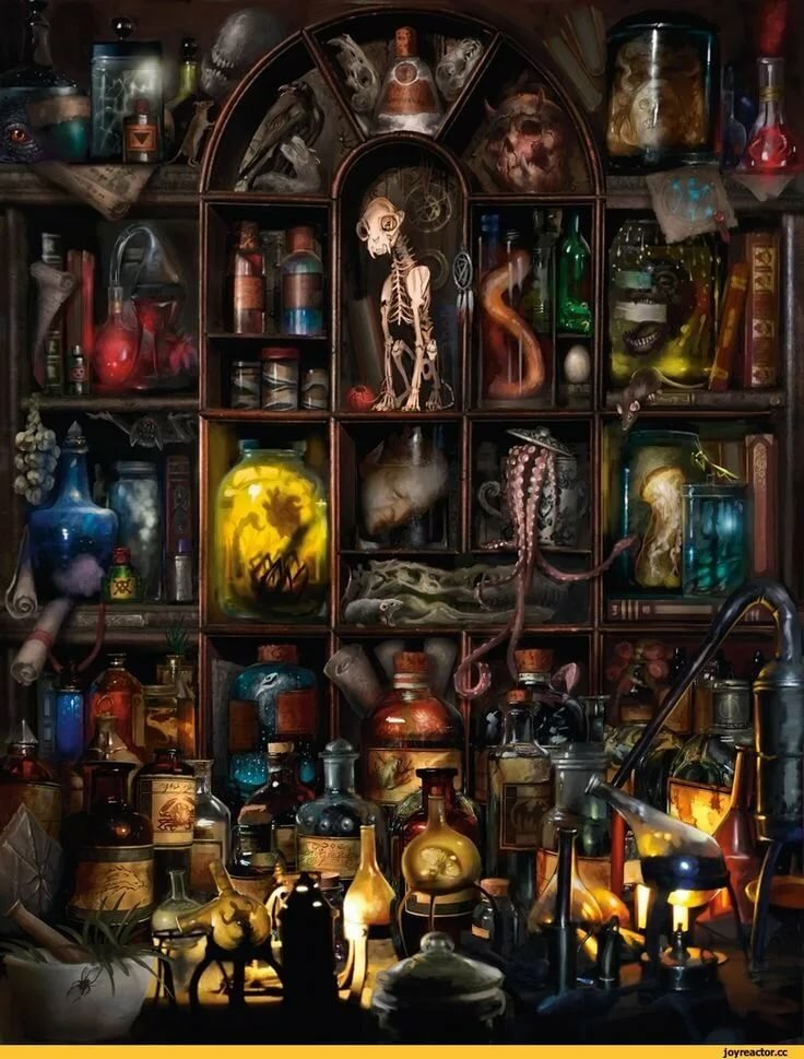 временем алхимики в фэнтези картинки каких специалистов