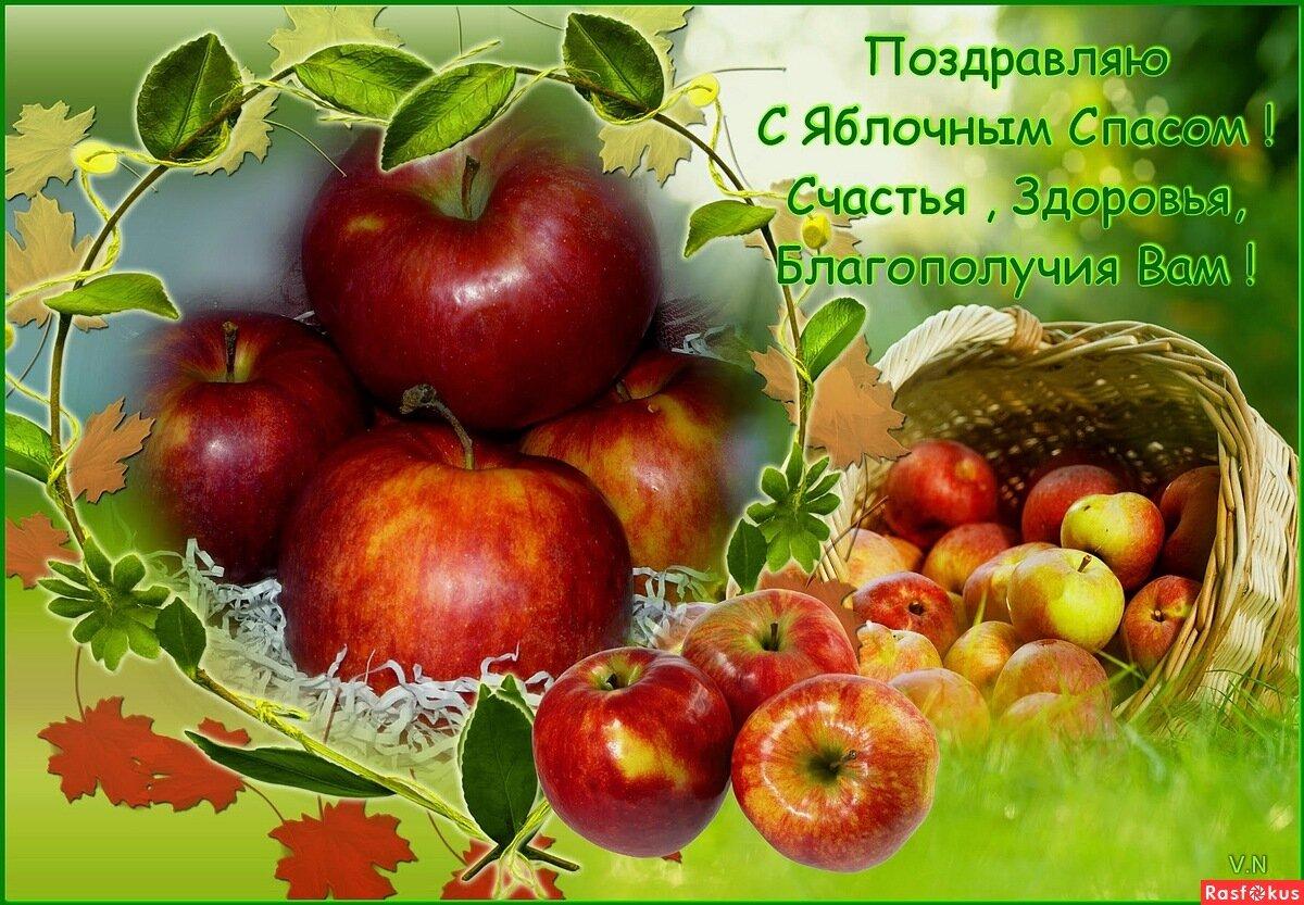 поздравление с яблоком в стихах разложить название