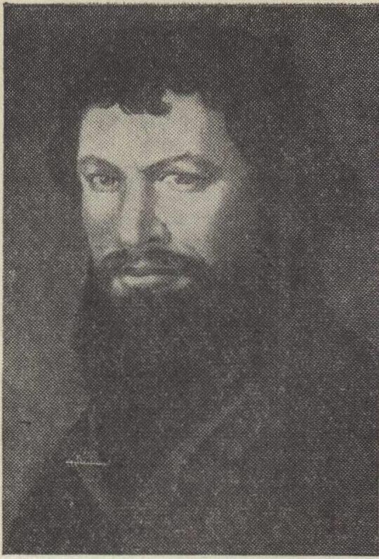 П. С. Сапожников (портрет работы И. П. Аргунова)