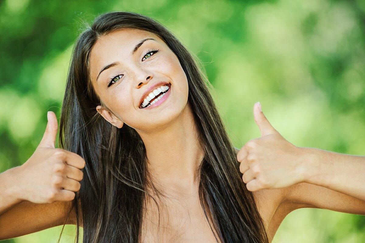 Картинки счастливых женщин