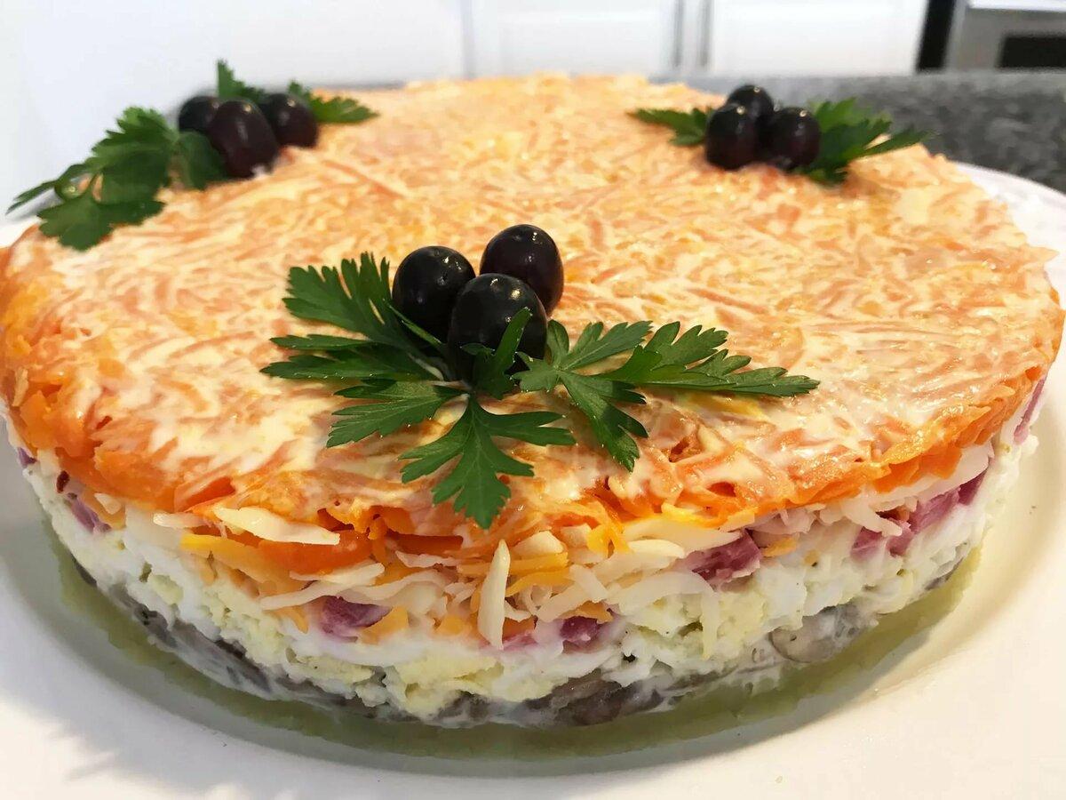Новые кулинарные рецепты с фото
