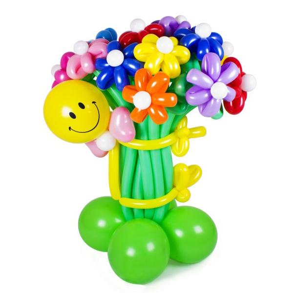 снимали картинка цветы с шариками виноград