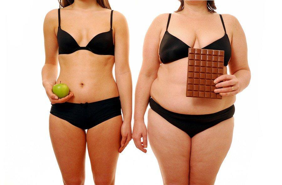 Мотиватор для похудения в фото