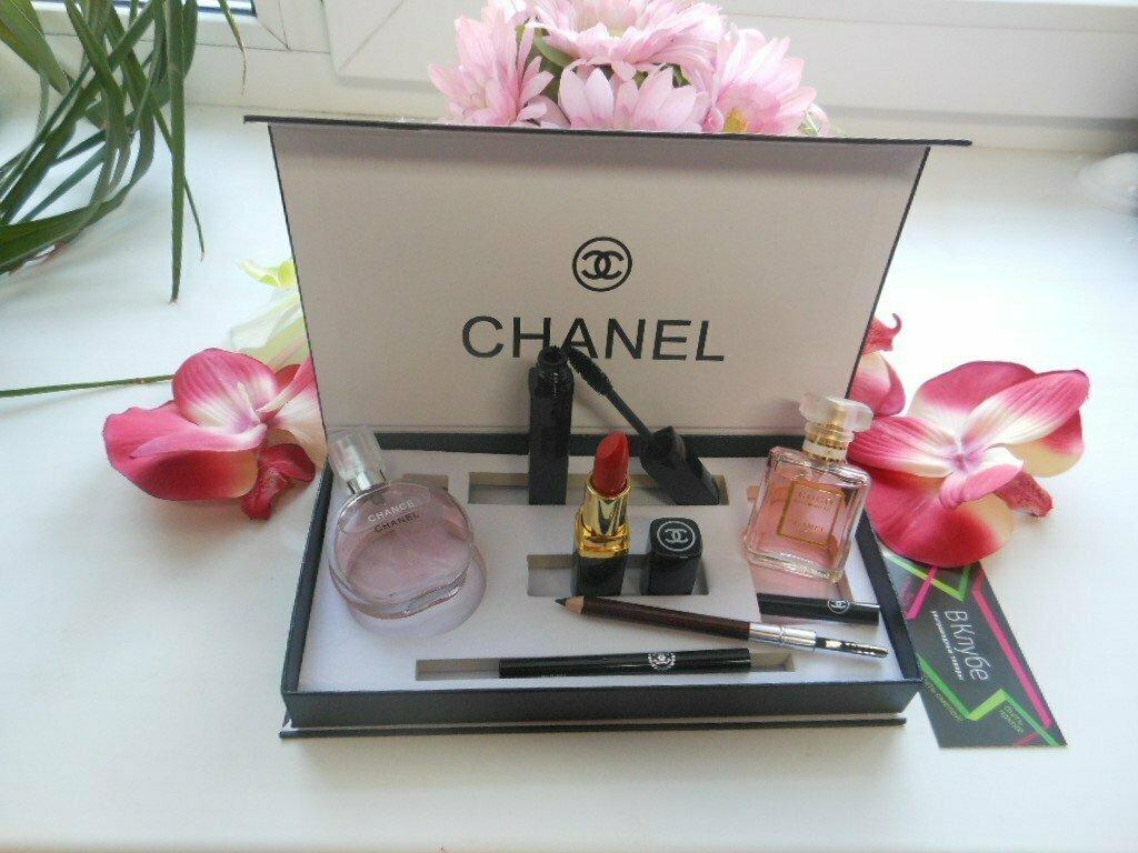 Chanel Present Set набор 5 в 1 в Петропавловске