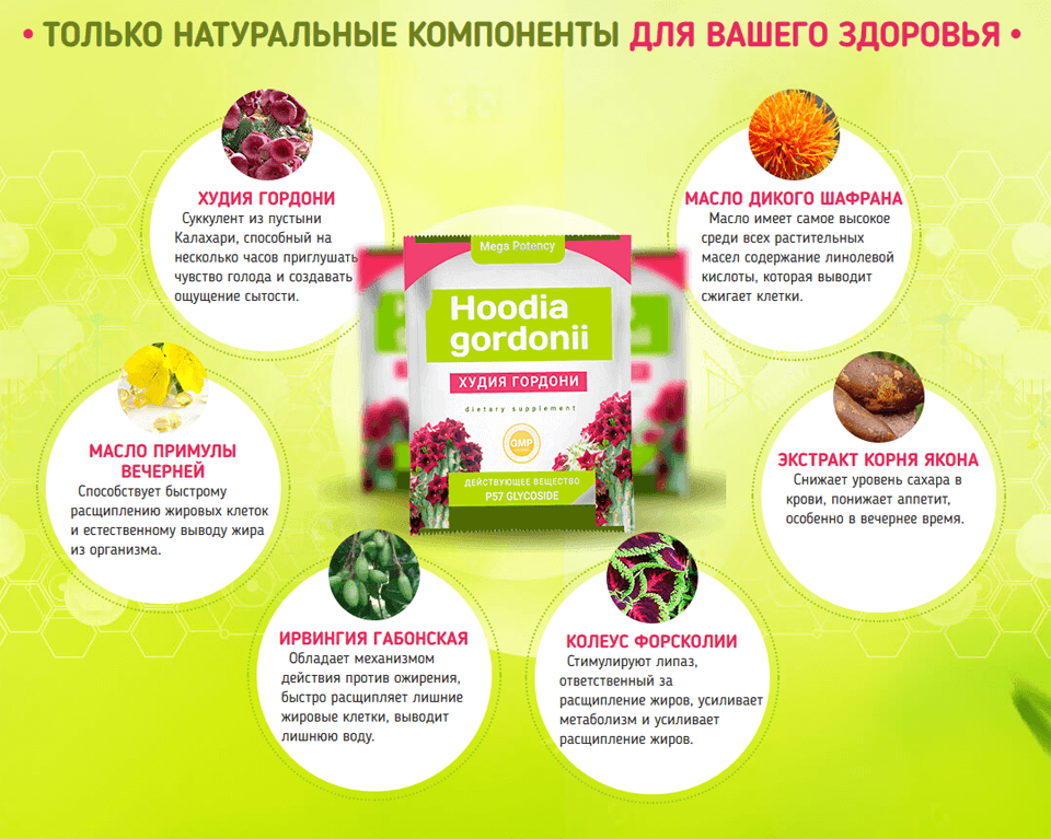 Худия Гордони для похудения в Жуковском