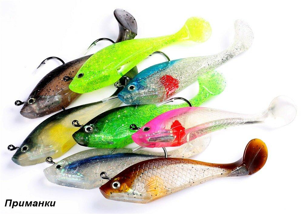 Приманка для рыбы хищника