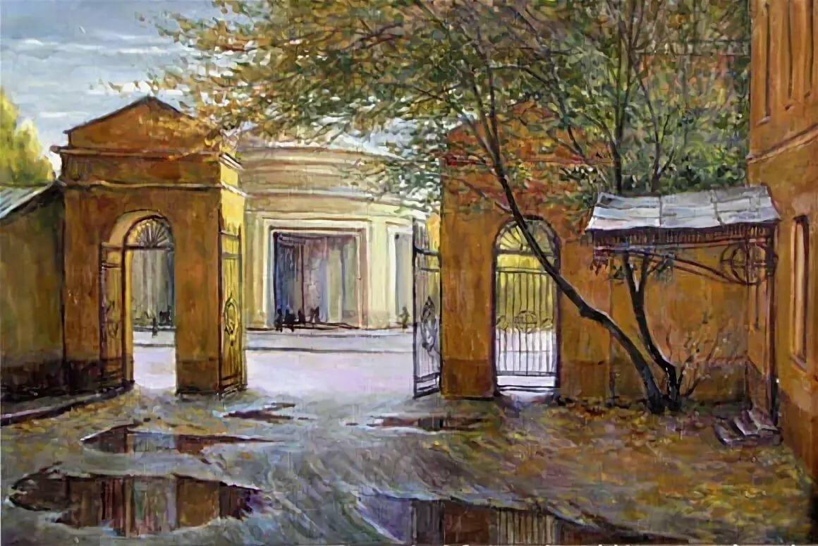 улица новокузнецкая москва фото картины акварелью оцарапать сопрягаемые поверхности