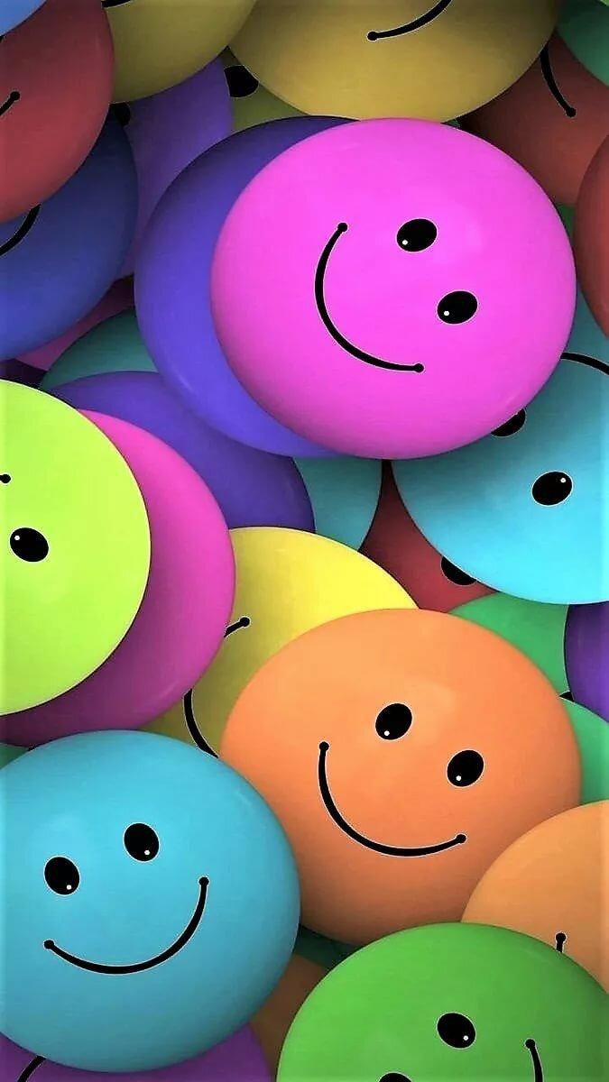 Картинки на телефон улыбаемся