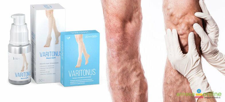 Varitonus от варикоза в Чите
