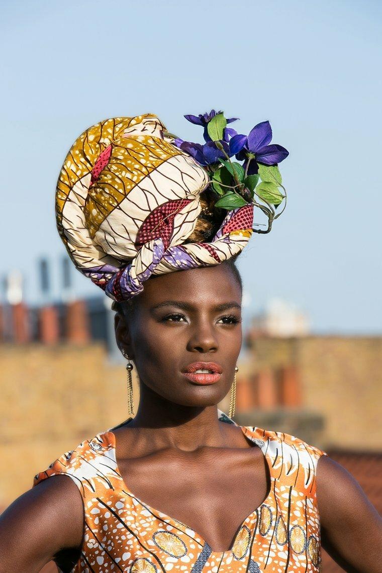 светлую африканские жены русских фото настало