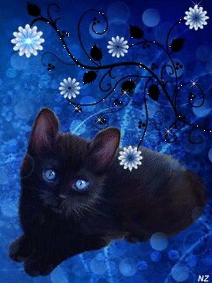 анимация с кошками словам арнтгольц, она