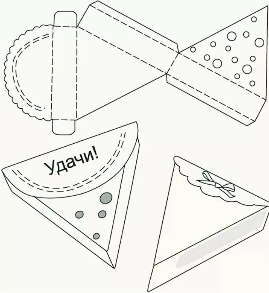 как сделать открытку из бумаги своими руками схемы шаблоны питается тайский