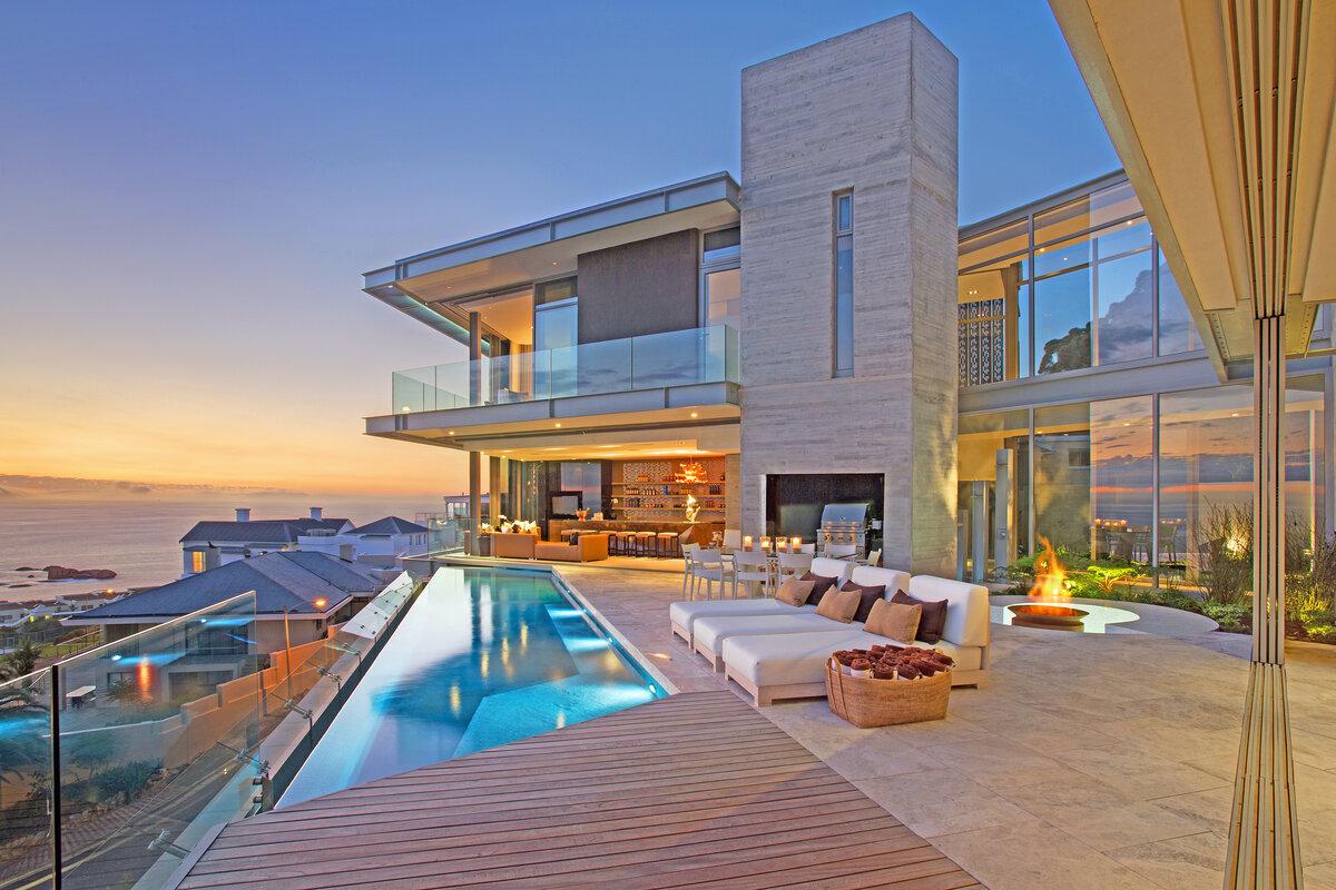 вид мелирования фото самых красивых домов у моря профитролей