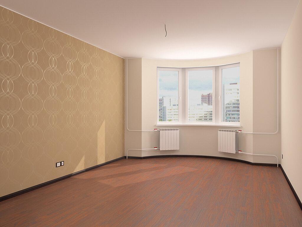 Ремонт квартир фото без мебели