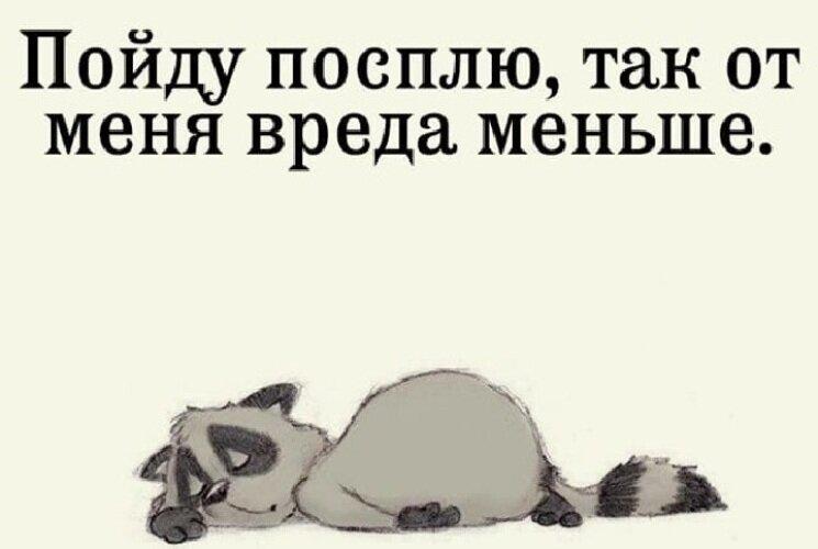 картинки пойду спать так от меня вреда меньше