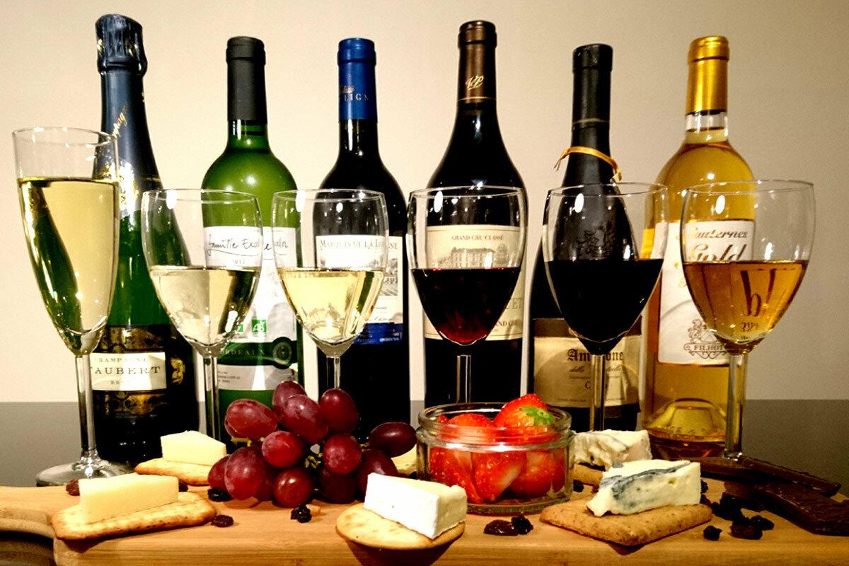 напитки вино картинки была одной самых