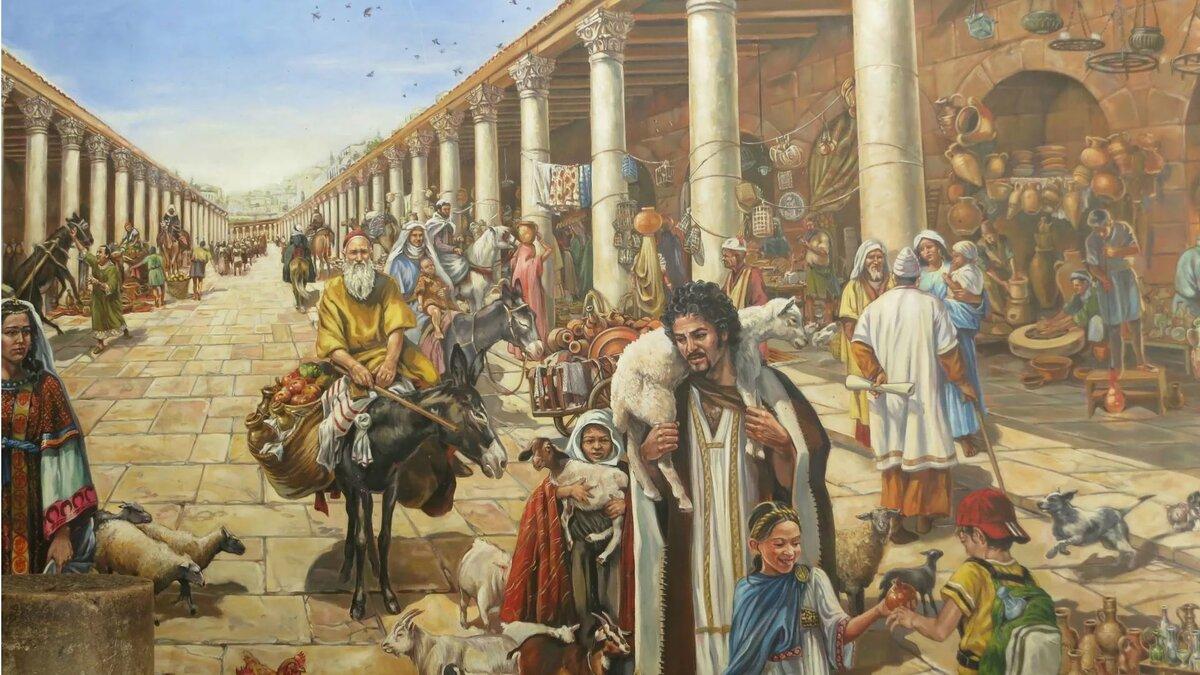 Картинки торговли в вавилоне