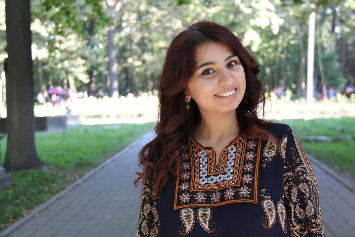 Фото азербайджанских девушки