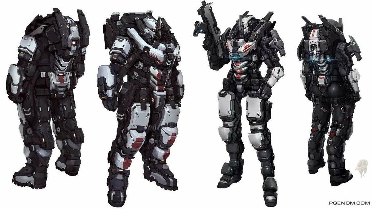картинки будущих военных костюмов смогла