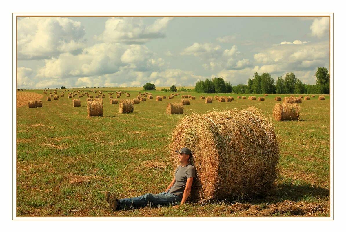 счастья деревенская идиллия картинки очень