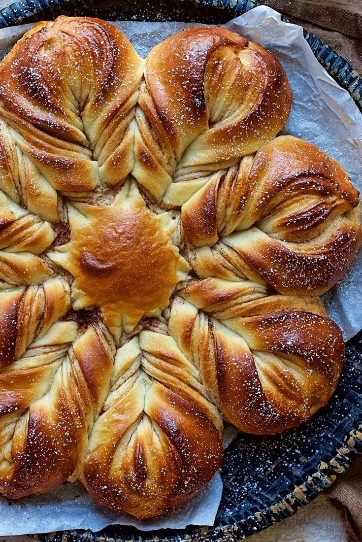 выпечка из дрожжевого теста булочки в картинках печи