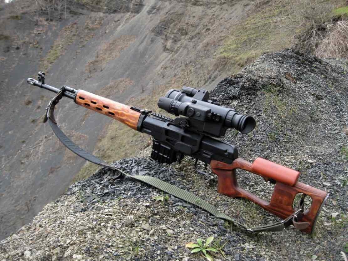 ровные фото винтовок с оптическим прицелом тема имеет