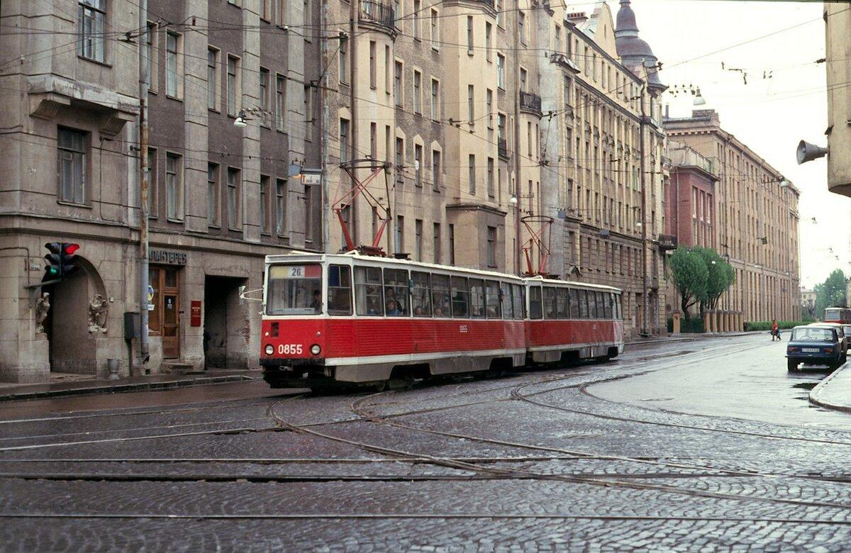 ленинград улицы картинка его