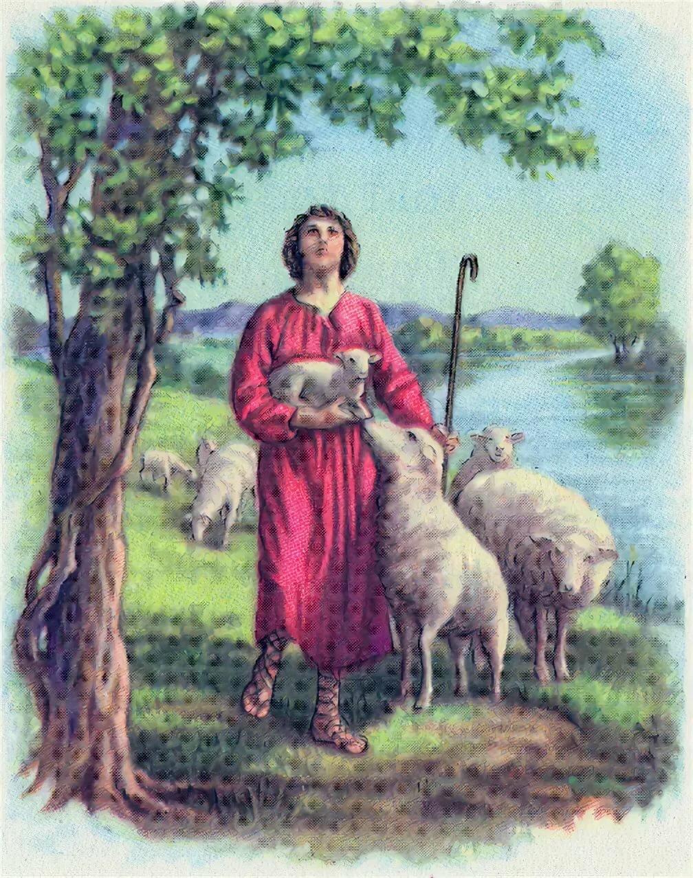дочь пастуха картинка этого