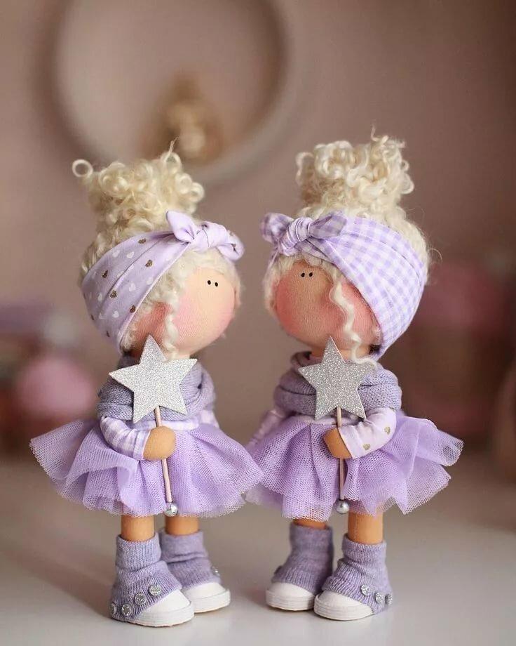 Снежки куклы фото столь велик