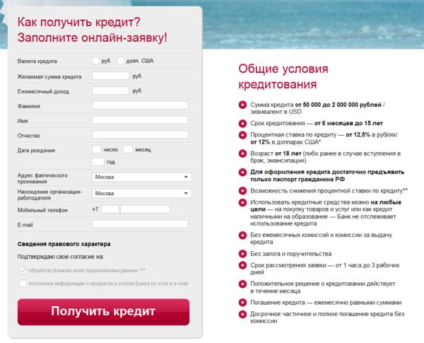 Оформить кредит в локо банке онлайн как инвестировать в етф