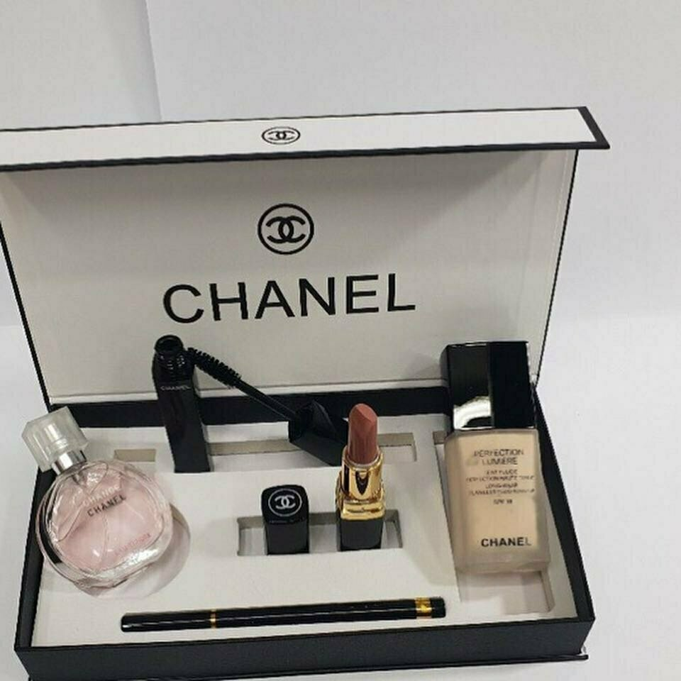 Chanel Present Set набор 5 в 1 в Ульяновске