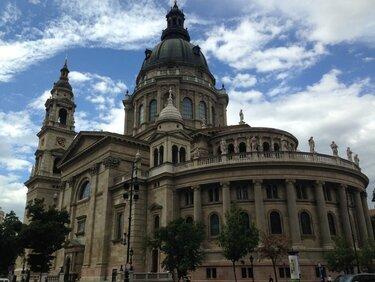 венгрия базилика св. иштвана