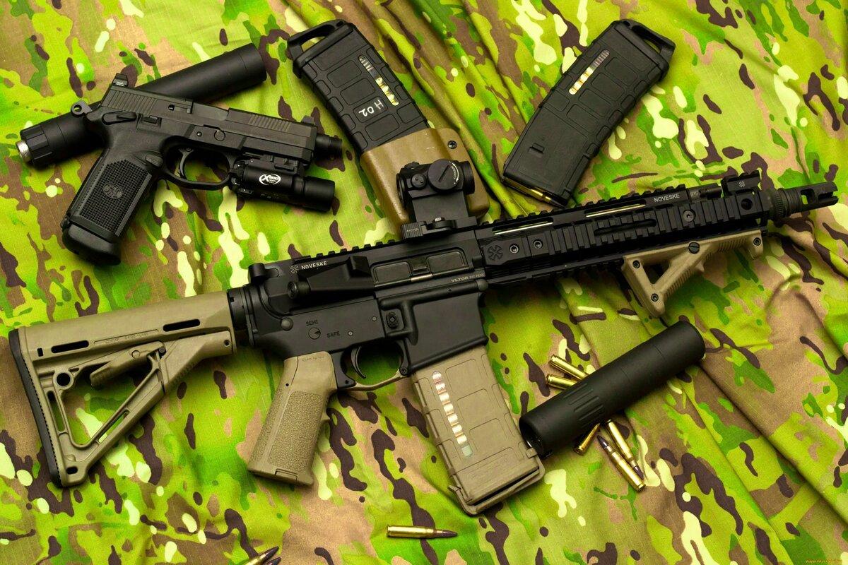 Смотреть все оружия в картинках