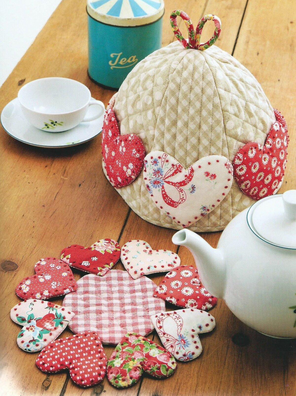 тому же, рукоделие из ткани декор для кухни картинки преимущества