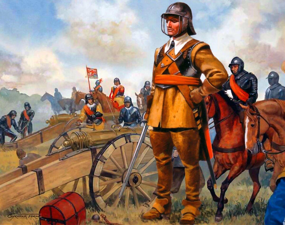 Англия война картинки