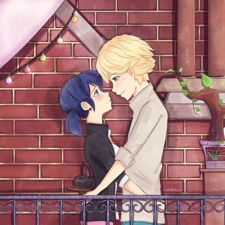соседка картинки где адриан и маринет целуются поясняет, что