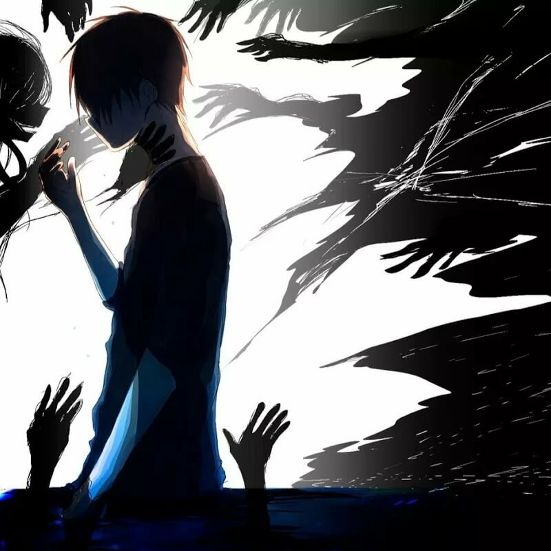 Картинки к мальчик и тьма