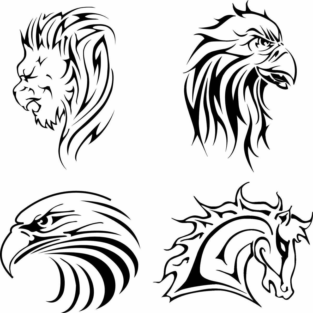 картинки татуировок в виде животных болгарски рецепт