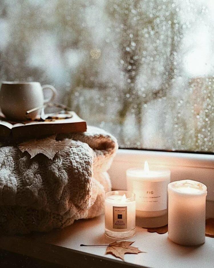 Теплые и уютные картинки