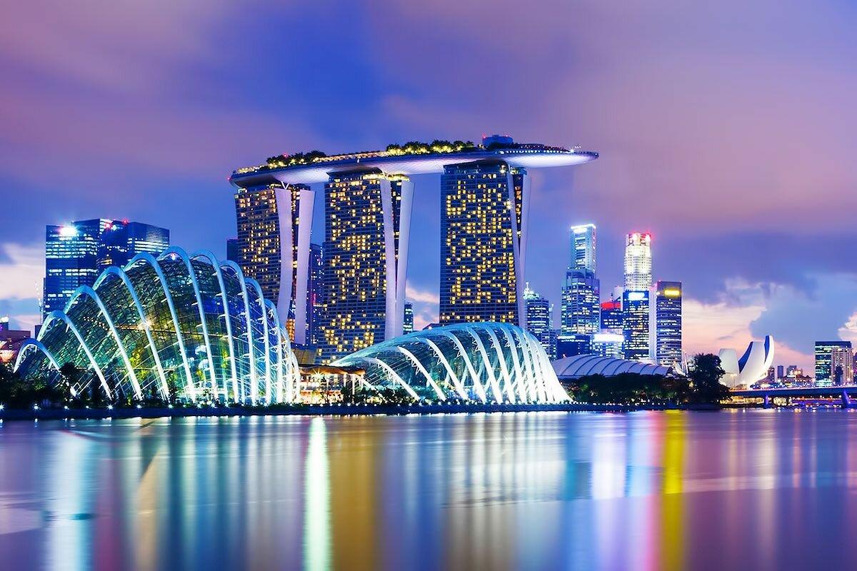 Картинки сингапур, новым годом высоким