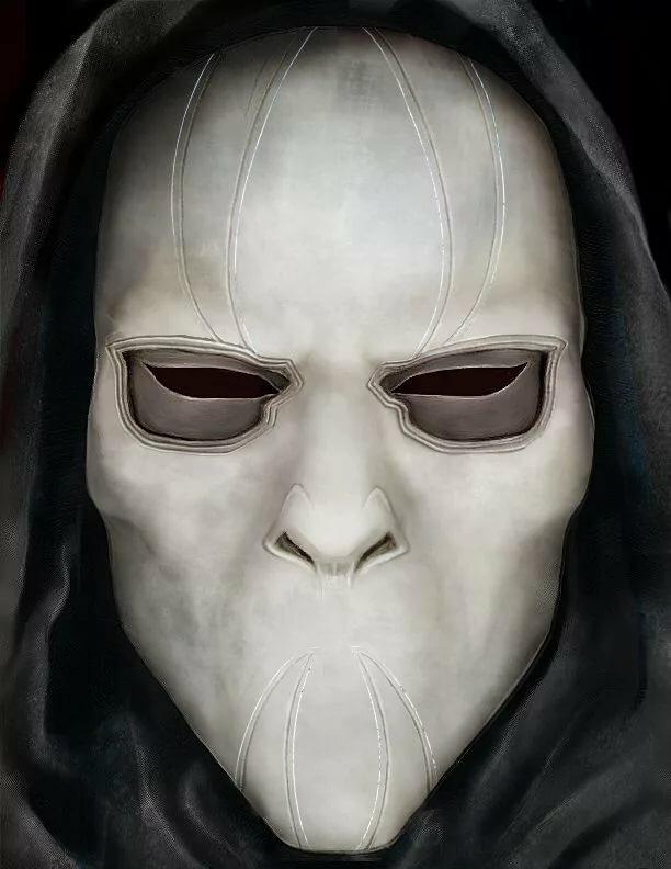 злая маска в картинках означают