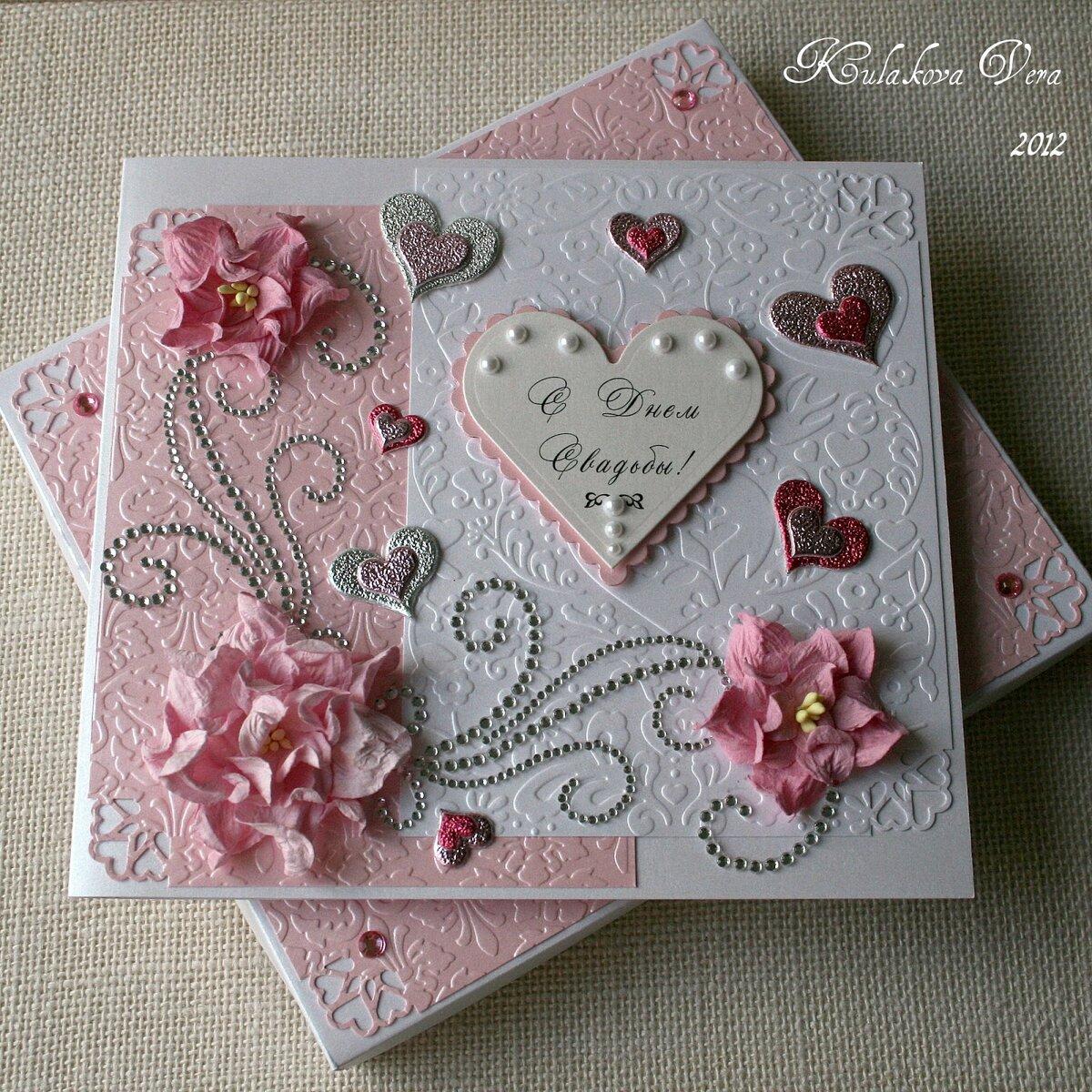 Открытки ручной работы красивые, розы днем рождения
