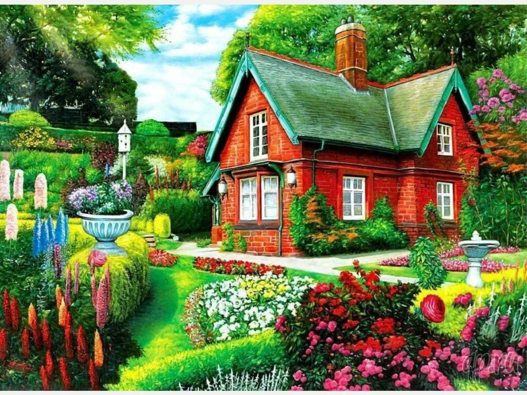Все в сад картинки