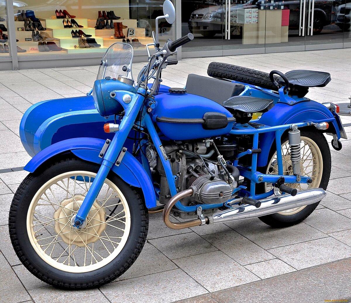 картинки про мотоцикл урал москве