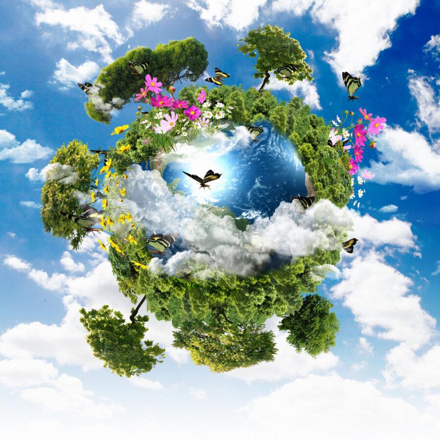 Картинки по экологии чистая планета